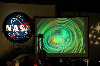 Photo: Dreams in High Fidelity at Yuri's Night Celebration at NASA Ames