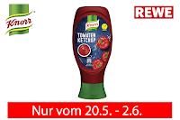 Angebot für Knorr Tomaten Ketchup im Supermarkt - Knorr