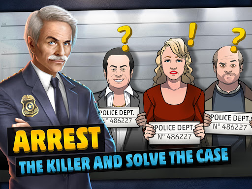 Criminal Case - screenshot