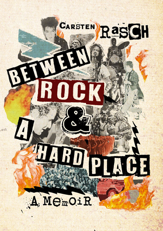 Read an extract from Carsten Rasch's lank kief memoir, Between Rock