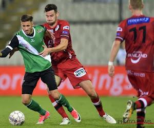 Dylan De Belder réagit à l'intérêt de Charleroi