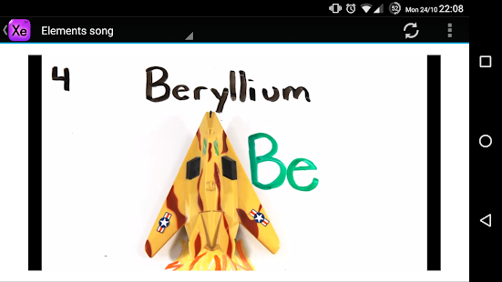 Interactive periodic table android apps on google play interactive periodic table screenshot thumbnail urtaz Images