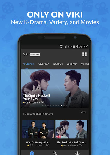 Viki: Korean Drama, Movies & Asian TV 5.3.0 screenshots 1