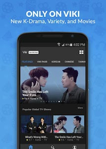 Viki: Korean Drama, Movies & Asian TV 5 1 4 + (AdFree) APK