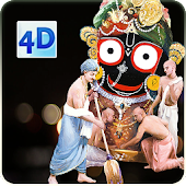4D Jagannath Live Wallpaper