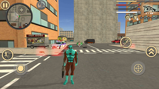 Download Stranger Spider Rope Hero Vice Town Crime For PC Windows and Mac apk screenshot 1
