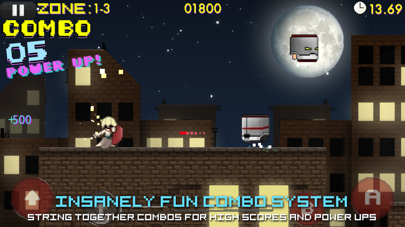 Jump Jack- screenshot