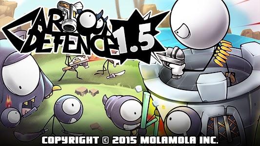 Cartoon Defense 1.5 v1.4.0 (Mod Money)