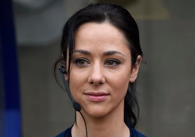 """Topscheidsrechter dook op in Boer zoekt Vrouw: """"Pas op, ik heb mijn kaarten mee hé"""""""