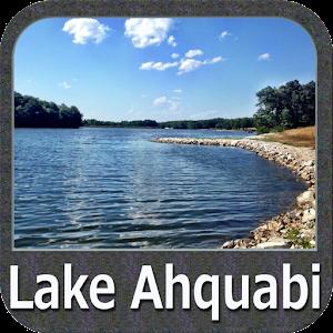 Lake Ahquabi - IOWA GPS Map