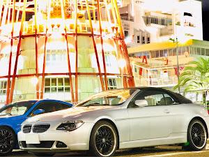 6シリーズ カブリオレ  650iのカスタム事例画像 ヨシユキさんの2019年08月12日10:15の投稿