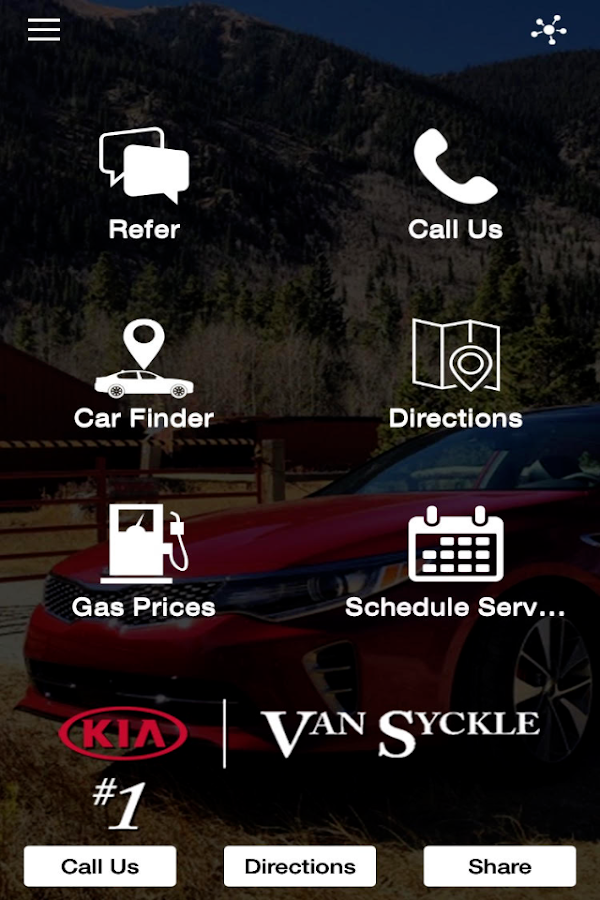 Van Syckle Kia- screenshot