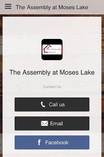The Assembly at Moses Lake
