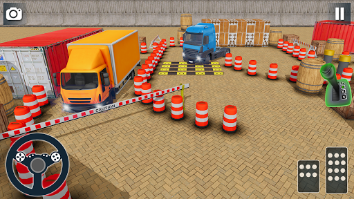 New Truck Parking 2020: Hard Truck Parking Games apkmr screenshots 5