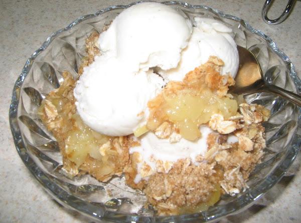 Fruit Crunch Recipe