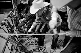 Photo: From The Story 'The Bull Riders'  http://www.hossedia.com/category/series/the-bull-riders/