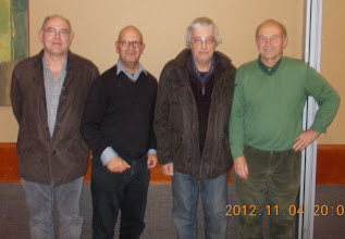 Photo: Swiss Teams winners: Bob McRobert, Rob Lawy, Chris Mooney and Kevin Elstow