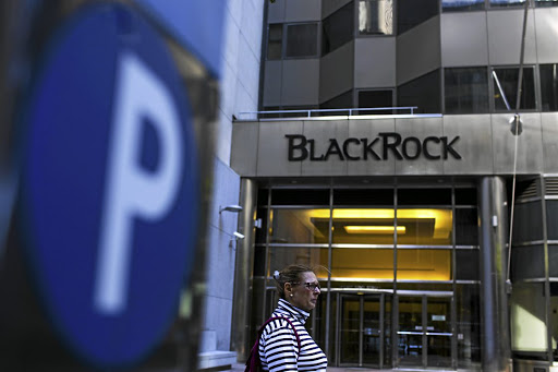 Balance: BlackRock's investment trust trades in pounds, and rand depreciation means more needs to be raised in SA. Picture: FILE PICTURE