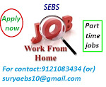 accept our SEBS challenge about part time jobs