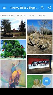 Cherry Hills Public Art - náhled