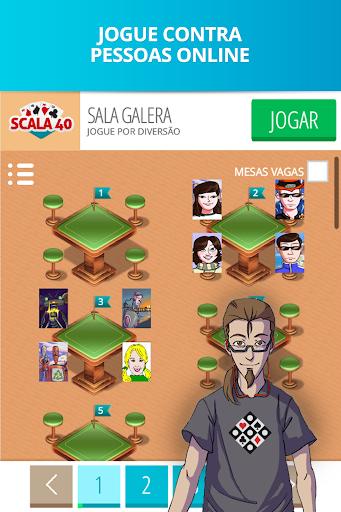 Scala 40 Online - Free Card Game 98.1.33 screenshots 5