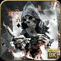 Live Skull Wallpaper Free download