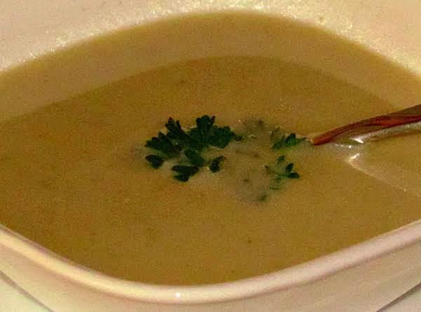 Cream Of Celery Soup Recipe