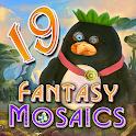 Fantasy Mosaics 19: Edge of the World icon