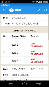 m-Indicator Apk- Mumbai – Live Train Position 5