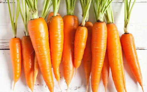 Mẹ bầu ăn cà rốt giúp thai nhi phát triển tốt, ngăn ngừa thiếu máu