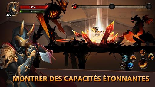 Stickman Legends: Guerre Des Ombresuff0dJeu de combat  captures d'u00e9cran 1