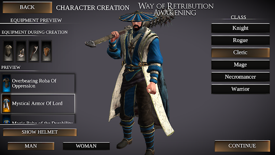 Way of Retribution: Awakening Mod Apk Download For Android and Iphone 8
