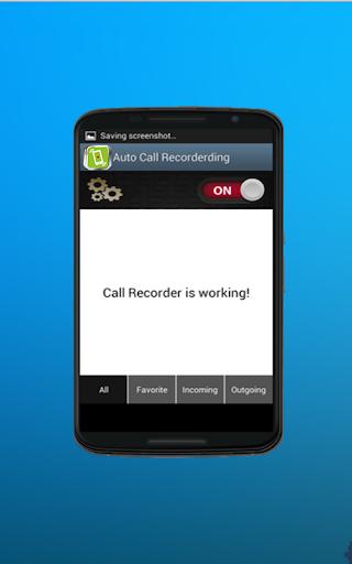 Call recorder voice