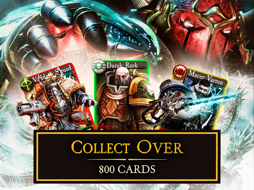 The Horus Heresy: Legions u2013 TCG card battle game 1.7.1 screenshots 12