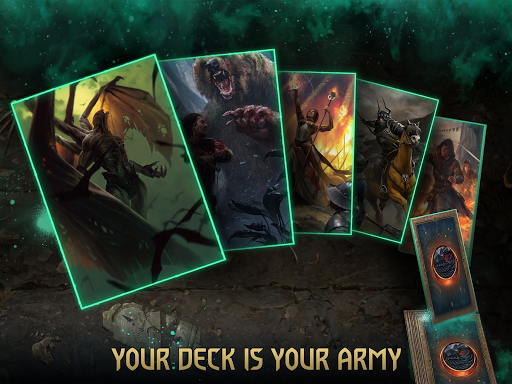 GWENT: The Witcher Card Game screenshots 13