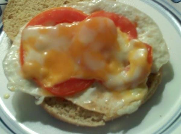 Healthy-start Breakfast Sammie Recipe