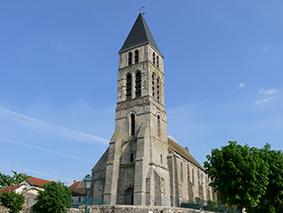 photo de Saint Pierre (Mennecy)