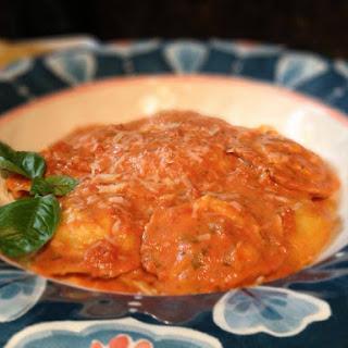 Lobster & Shrimp Ravioli Recipe
