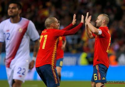 La carrière internationale d'Iniesta ne s'arrêtera peut-être pas après le Mondial