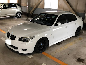 5シリーズ セダン  BMW 530i Mスポーツパッケージのカスタム事例画像 E60 FamiliaRさんの2019年07月17日21:56の投稿