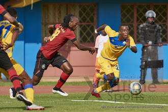 Photo: [Rwanda v Mozambique, AFCON 2017 Qualifier, 04 June 2016 in Kigali, Rwanda.  Photo © Darren McKinstry 2016, www.XtraTimeSports.net]