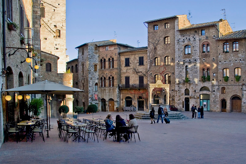 San Geminiano ...dalle belle torri di Fotodiale
