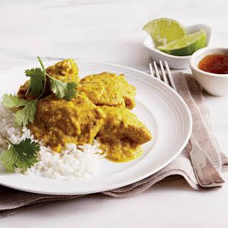 Quick Chicken Korma.