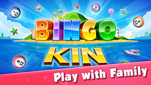 Bingo Kin : Free Live Family Bingo Game. apkmartins screenshots 1