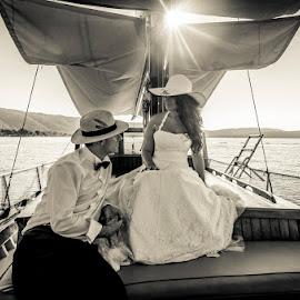 SofiaCamplioni.Com by Sofia Camplioni - Wedding Bride & Groom ( sofiacamplioni.com, wedding, greece )
