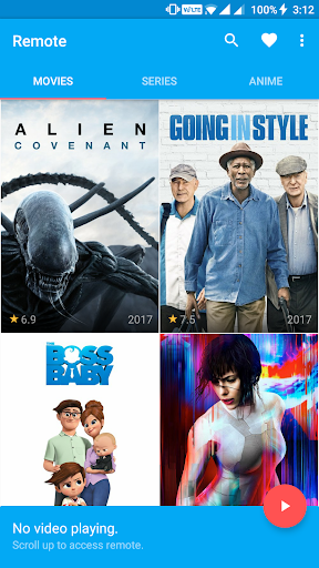 Remote for Popcorn Time 1.0 screenshots 2