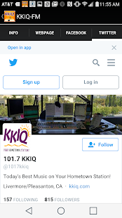 KKIQ Mobile Music- screenshot thumbnail