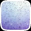 Капли дождя Стиль icon