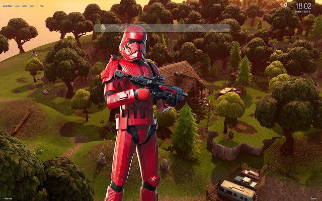 Sith Trooper Fortnite Wallpapers Tab
