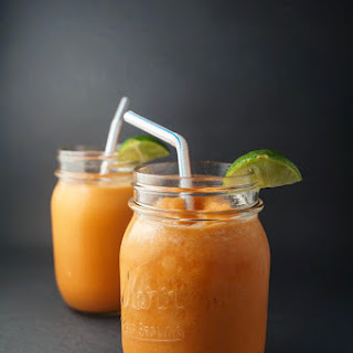 Carrot Orange Mango Smoothie